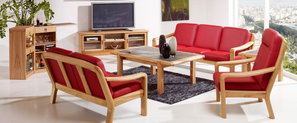 Schlafzimmer teak style raum und m beldesign inspiration for Klebefolie kernbuche